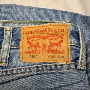 vintage Levi's 516